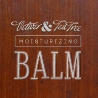 Vetiver & Tea Tree Moisturizing Balm