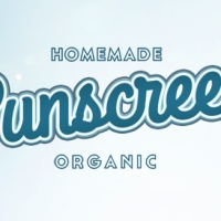 Homemade Organic Sunscreen